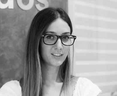 Equipo - Cristina Guerrero - Recepción