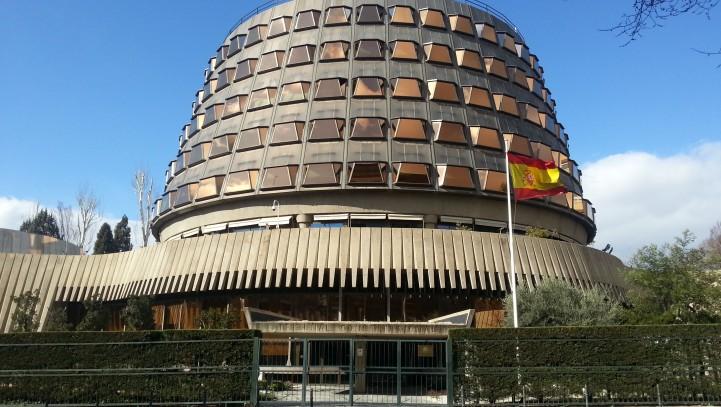 El Tribunal Constitucional suspende la consulta catalana