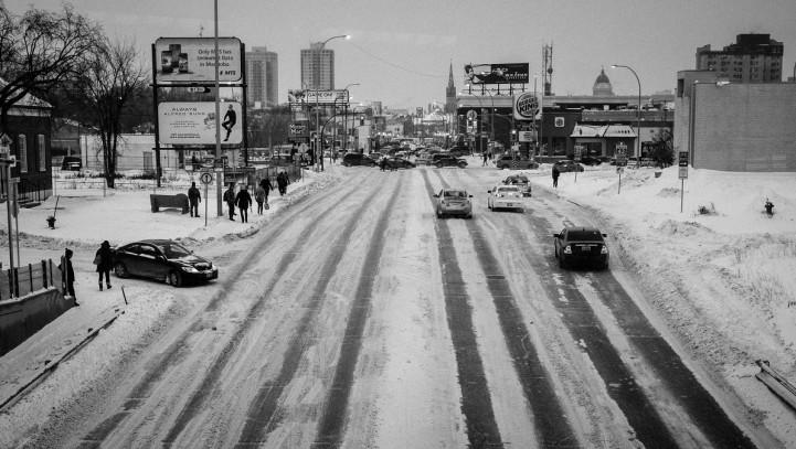 Fomento destina 64 millones a la campaña invernal de carreteras de este año