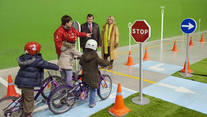 Los padres y la seguridad vial