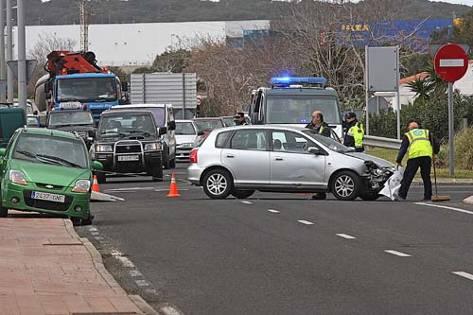 ¿Qué hacer ante un accidente de tráfico?