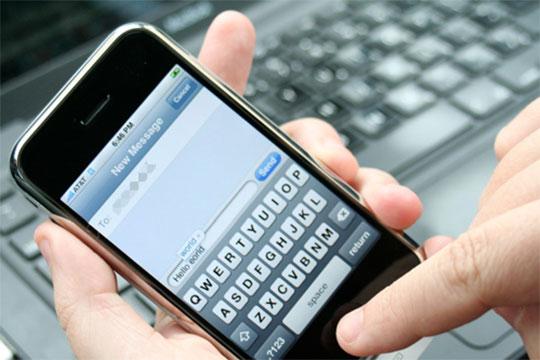 Justicia lanza un nuevo servicio de avisos por SMS a víctimas de Violencia de Género