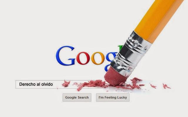 Las quejas contra Google por el derecho al olvido se tramitarán desde la Agencia de Protección de Datos