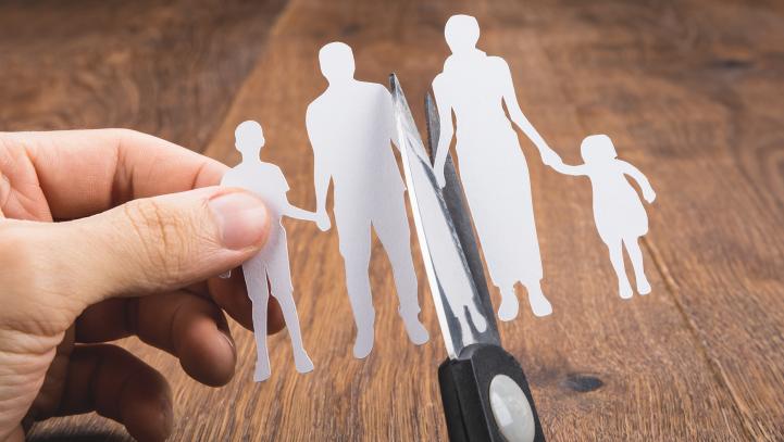 Récord de separaciones y divorcios en el primer trimestre del año