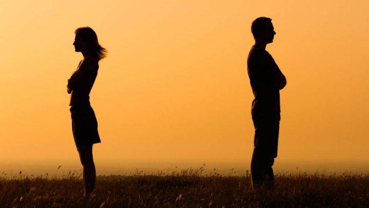 Un 10,3% menos de demandas de disolución matrimonial en el segundo trimestre del año