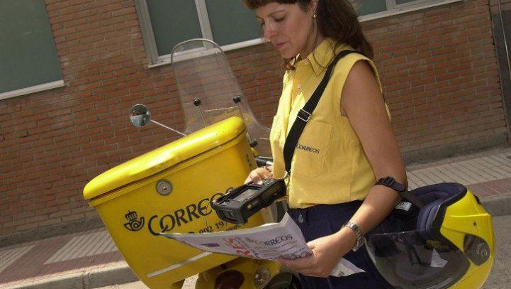 Sanción a Correos por no darle crema solar a los carteros