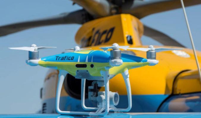 La DGT estrena en el puente de mayo sus nuevos drones