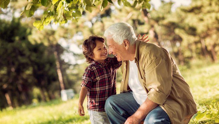 ¿Tienen los abuelos derecho legal a tener un régimen de visitas con sus nietos?