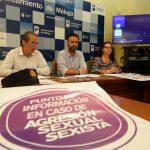ICA Málaga colabora por tercer año consecutivo en la campaña 'No es no' frente a las agresiones sexuales